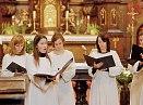 Schola Benedicta — koncert gregoriánského chorálu
