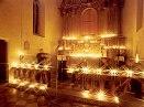 Poslední půlnoční koncert při svíčkách