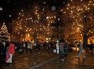 Slavnost světla – rozsvícení vánočního stromu 2008