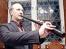Varhany a cink — Sebastian Knebel a Thomas Friedlaender