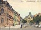 Kolekce starých pohlednic Wilsonovy ulice