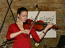 Koncert jazzové houslistky