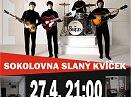 The Beatles Revival Kladno zahrají v sokolovně v Kvíčku