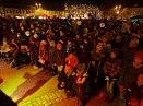 Slavnost světla – rozsvícení vánočního stromu 2012