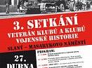 Setkání veterán klubů a klubů vojenské historie