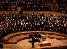 Koncert amerického pěveckého sboru