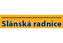 Měsíčník Slánská radnice 2014/1