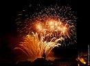 Fotografie z Novoročního ohňostroje