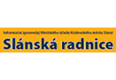 Měsíčník Slánská radnice 2014/6