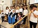 Koncert švýcarské hudby ve Slaném – foto