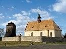 Kostel sv. Jakuba Většího v Želenicích