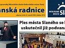Měsíčník Slánská radnice, duben 2015