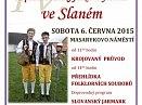 Západoslovanský folklórní festival ve Slaném