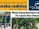 Měsíčník Slánská radnice, červen 2015