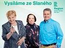 Živé vysílání ze Slaného s bohatým programem