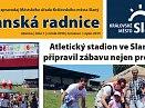 Měsíčník Slánská radnice, červenec/srpen 2015