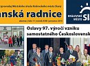 Měsíčník Slánská radnice, prosinec 2015
