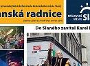 Měsíčník Slánská radnice, červen 2016