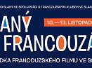Slaný francouzák – přehlídka francouzského filmu