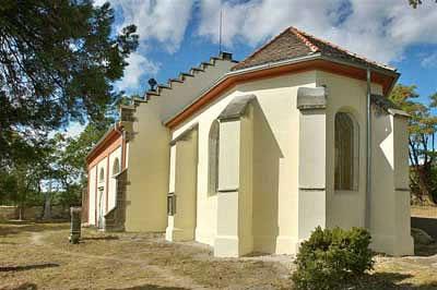 Kostel sv.Václava v Ovčárech u Slaného (foto: Jiří Jaroch)