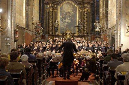 Requiem Antonína Dvořáka ve Slaném