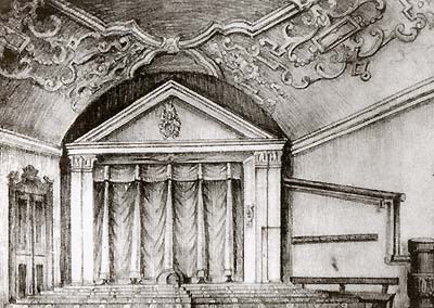 Piaristické divadlo