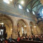 Varhany a zpěv v chrámu sv. Gotharda