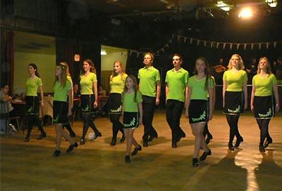 Taneční skupina Coiscéim