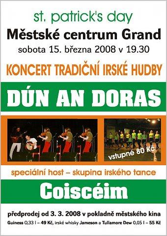 Dún an Doras - plakat
