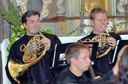 Česká komorní filharmonie – lesní rohy