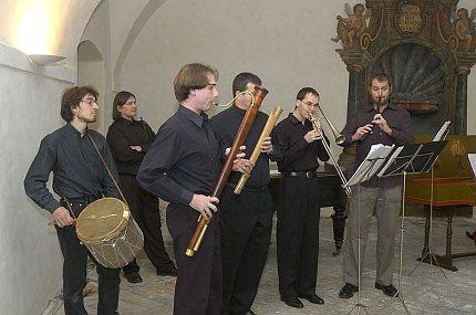 Svobodné hudební bratrstvo (foto: Jiří Jaroch)