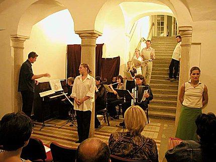 Festival Hudba v pohybu (foto: Ivo Horňák)