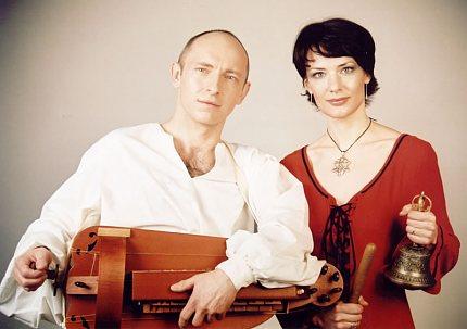 Markéta Dvořáková a Petr Matuszek (foto: www.sweb.cz/markt.dvorak)