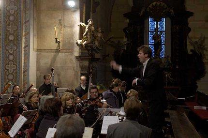 Requeim Antonína Dvořáka ve Slaném – 12. 10. 2004