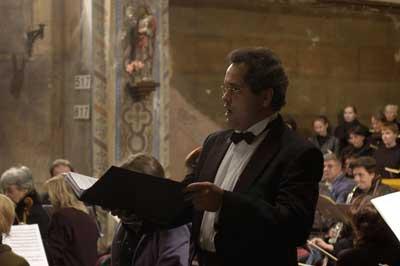 Německý tenorista Michael Nowak (foto: Jiří Jaroch)