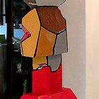 Jeden z vystavených exponátů Vl. Preclíka