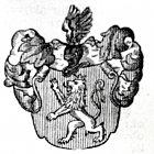 Různé podoby slánského znaku: Ottův slovník (1905)