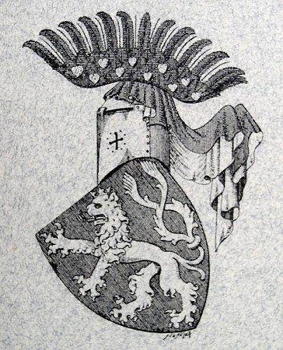 Různé podoby slánského znaku: V.Král (1893)