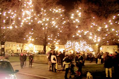 Slavnost světla (foto: Jiří Jaroch)