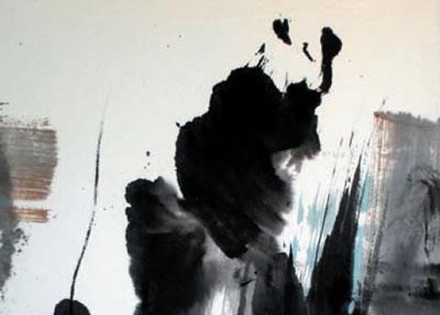 Čínské ozvěny - malíř Yu Feng (repro: Ivo Horňák)