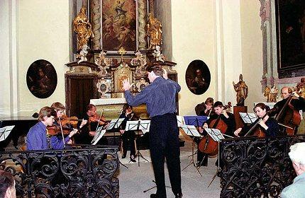 Orchestr Art N a Roman Z.Novák (foto J.Jaroch)