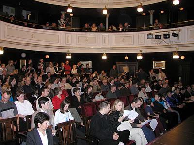 Městské divadlo ve Slaném