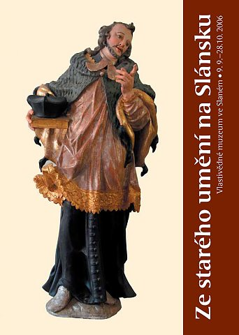 Ze starého umění na Slánsku (2006) – náhled obálky