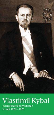 Vlastimil Kybal, vyslanec v Itálii (2008) – náhled obálky