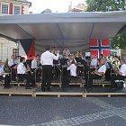 Koncert norského dechového orchestru