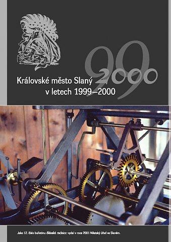 Náhled obálky ročenky (1999–2000)