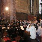 Koncert italského sboru Voci dle Friuli