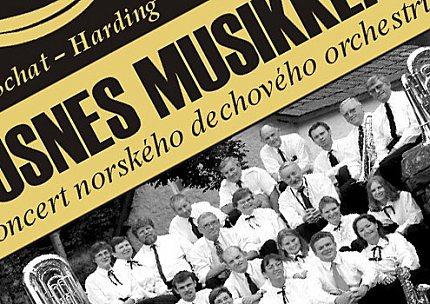 Husnes Musikklag - norský dechový orchestr
