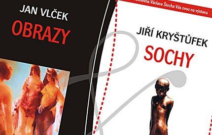Jiří Kryštůfek a Jan Vlček - plakát