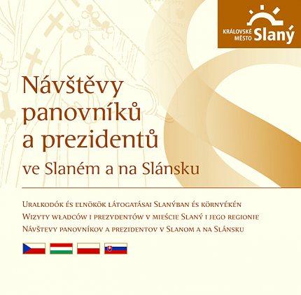 Návštěvy panovníků a prezidentů (2006) – náhled obálky